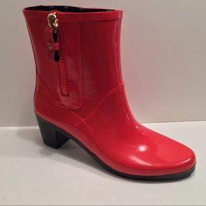 Kate spade ♠️ rain boots size 9